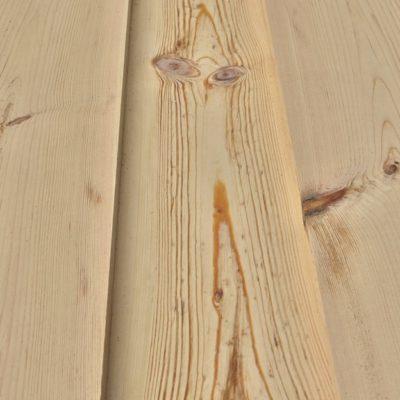 podhľad alebo podlaha z borovice