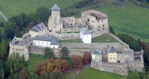 lubovna hrad