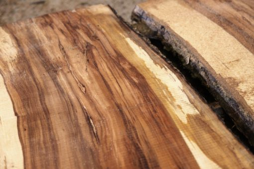 jabloňové drevo