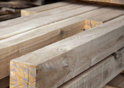 dubové hranoly